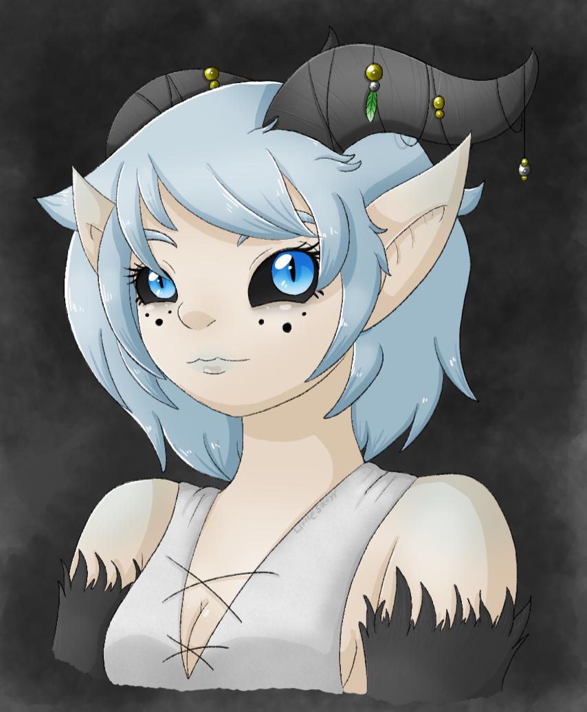 Wren portrait by Sutaru