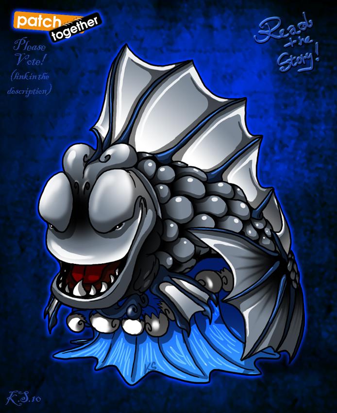 Goggauer Saw-Fish by SuziDragonlady
