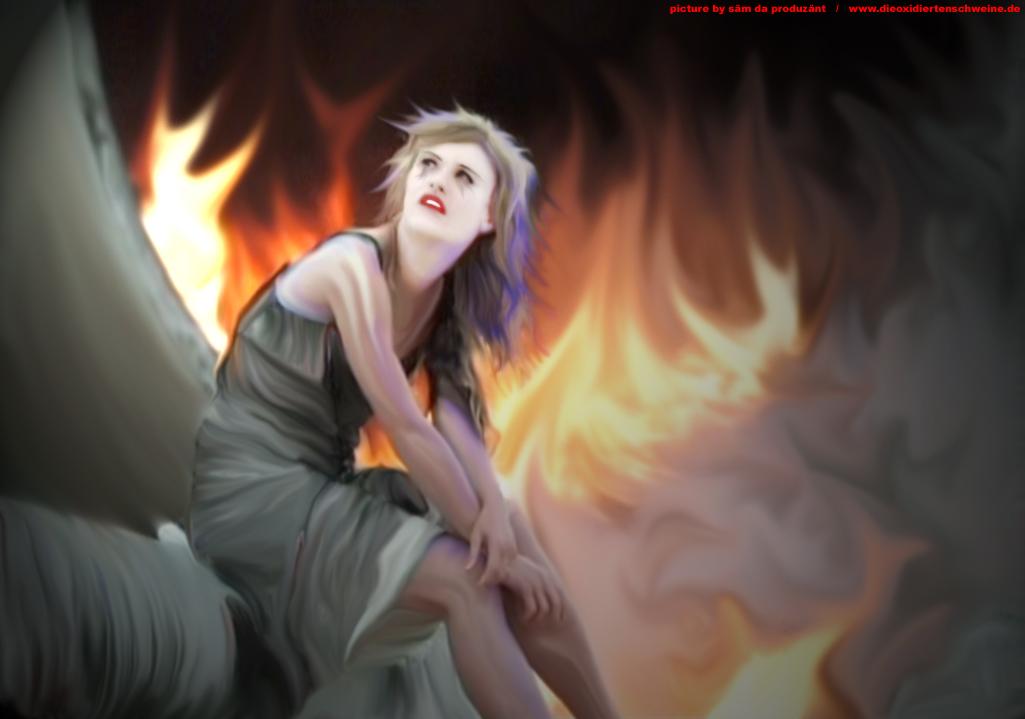 Claire Fanart [sUBzERO] by sUBzERO_vOv