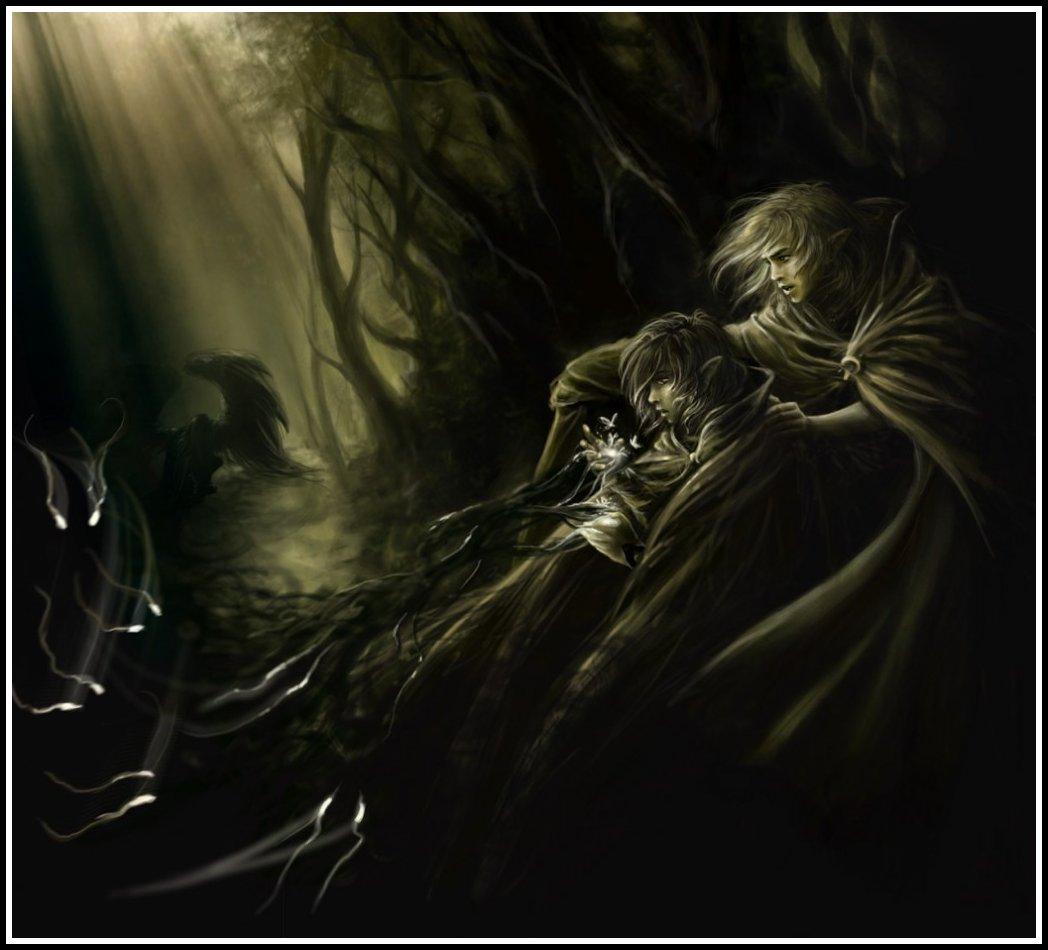 Shadowmaster by saimain