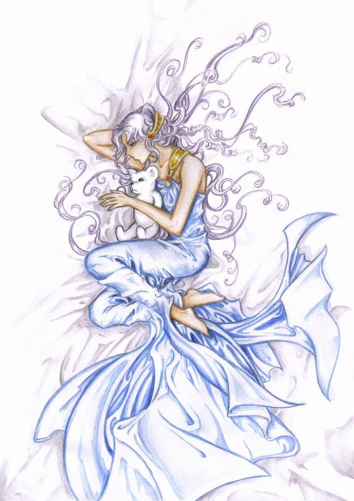 Lilith by saiyaku