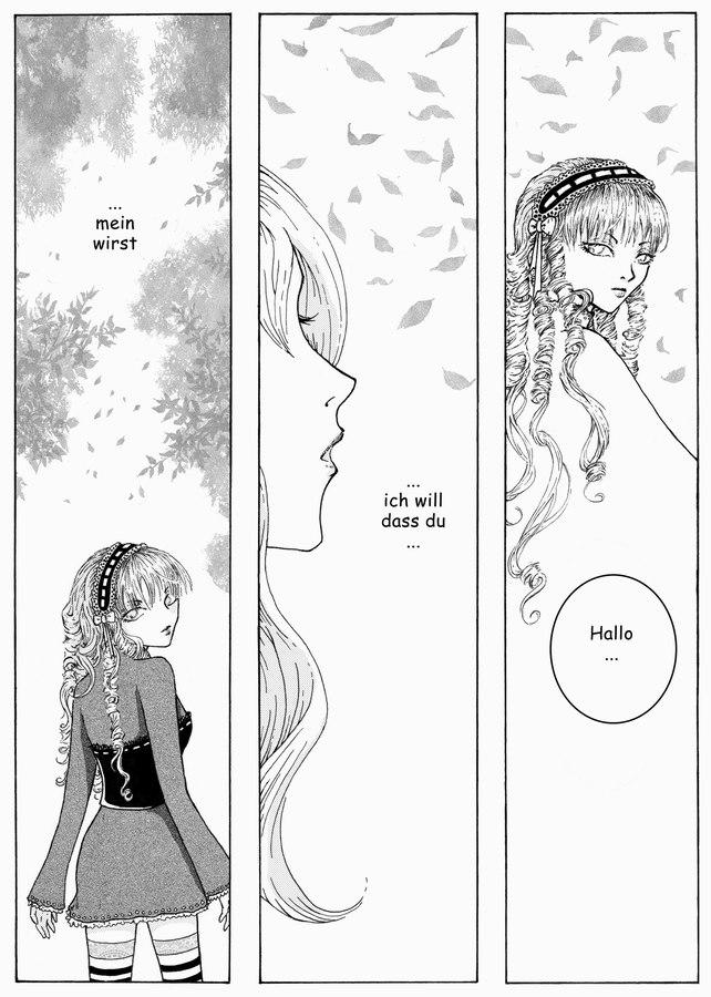 Apprivoiser Page 1 by saiyaku
