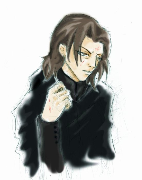 Death Eater by saiyaku