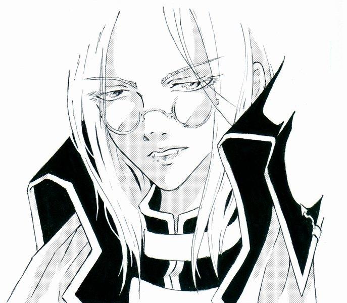 Doodle - Abel by saiyaku
