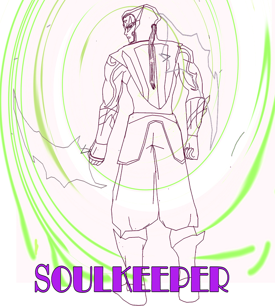 Dota 2 SoulKeeper concept by salukage