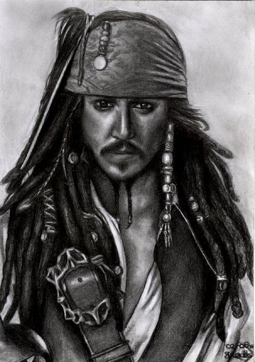 Jack Sparrow by sas