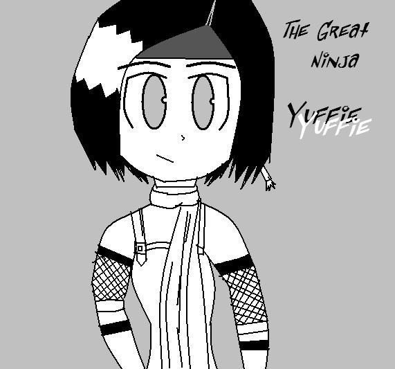 The Great Ninja Yuffie by sasukekun8428