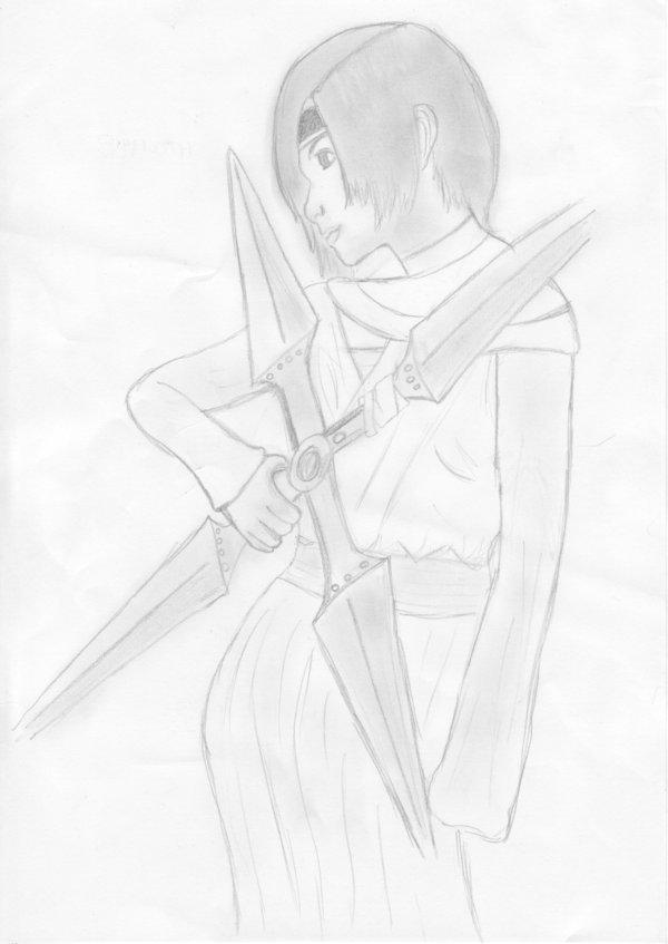 Yuffie by saturn13