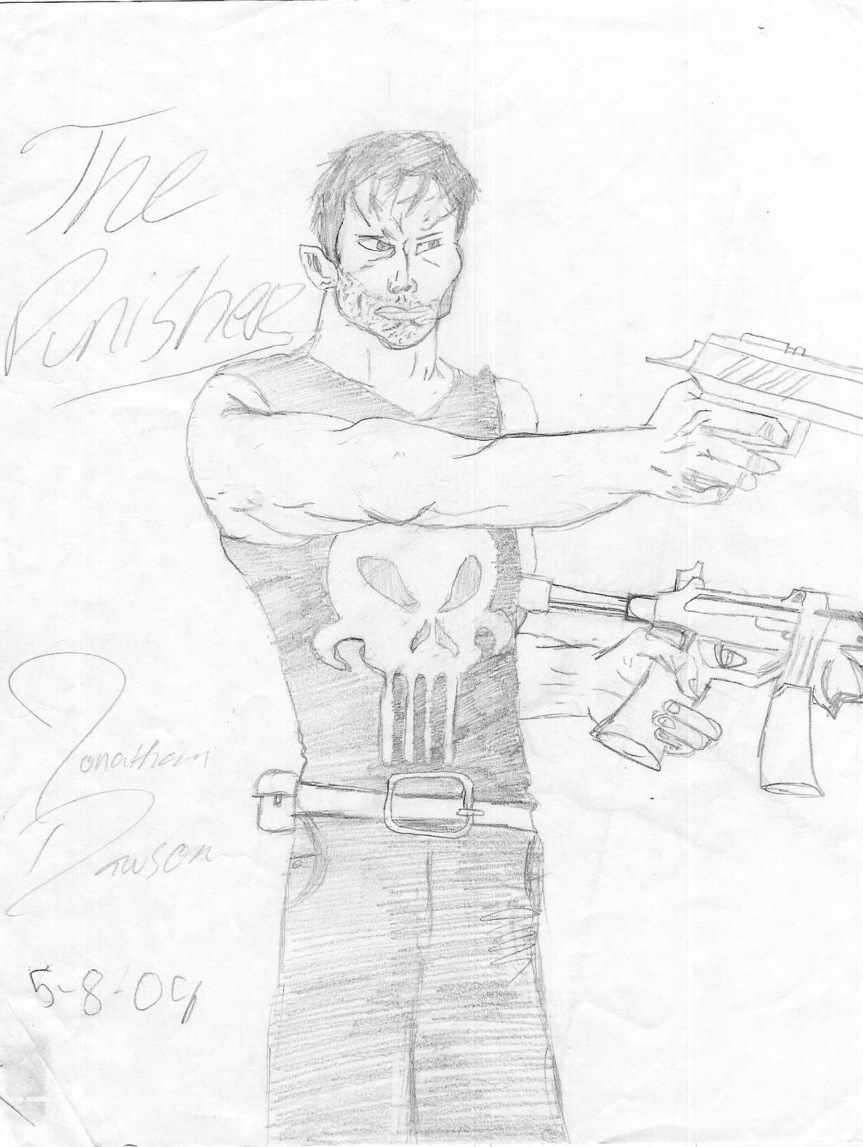 Punisher by sax_czar