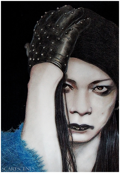 Tatsuro |MUCC by scaryscenes