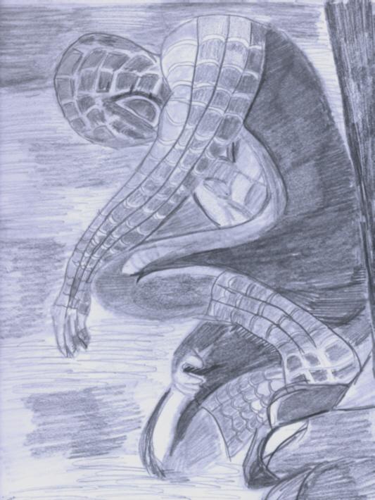 Spiderman 3 by scififan25