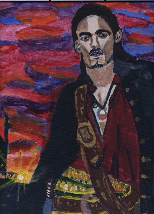 Will Turner by scififan25