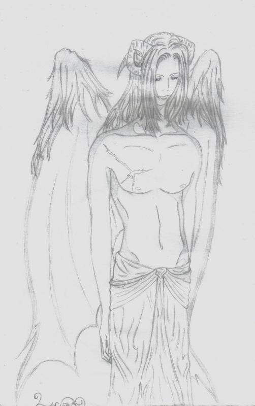 Lucifer by sesshy4189