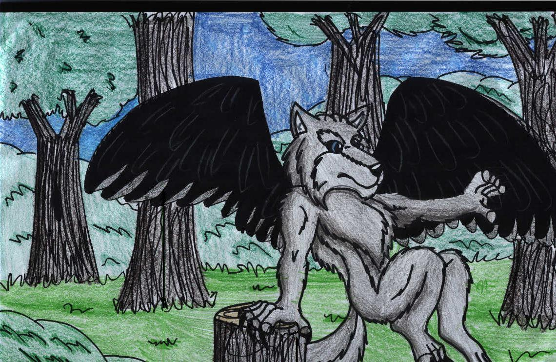 forest manuvers 4 blackwolfs contest by shadow_wolfie