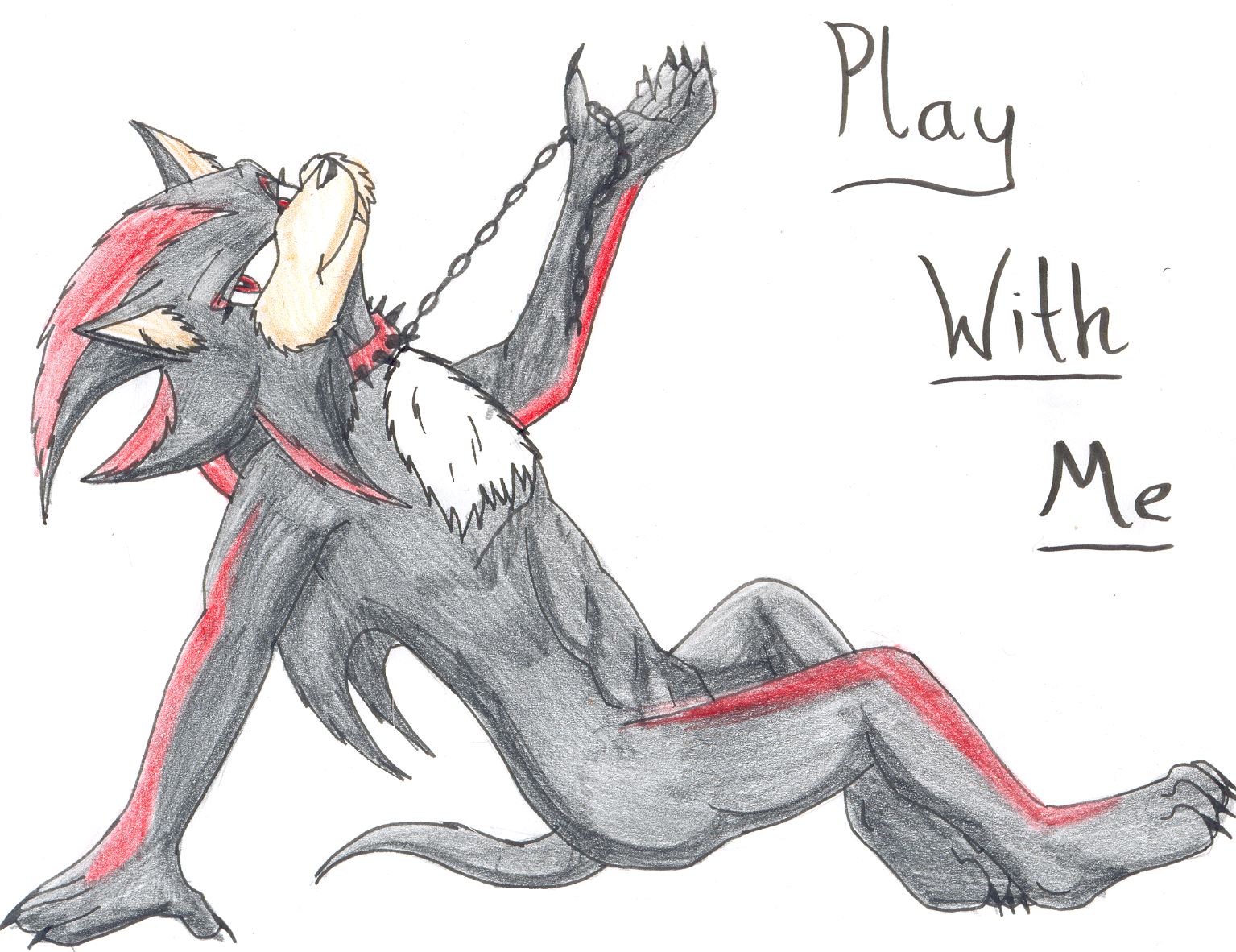 play with me by shadow_wolfie