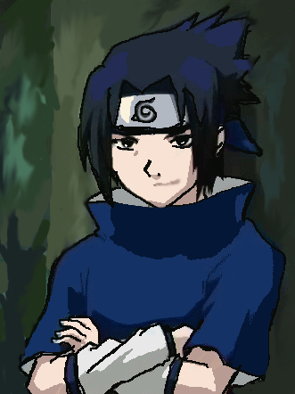sasuke (quick sketch) by shadowqueen94