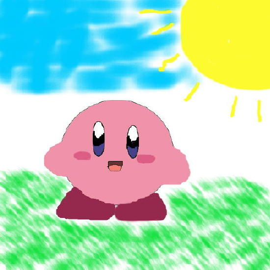 kirby by shaman_girl
