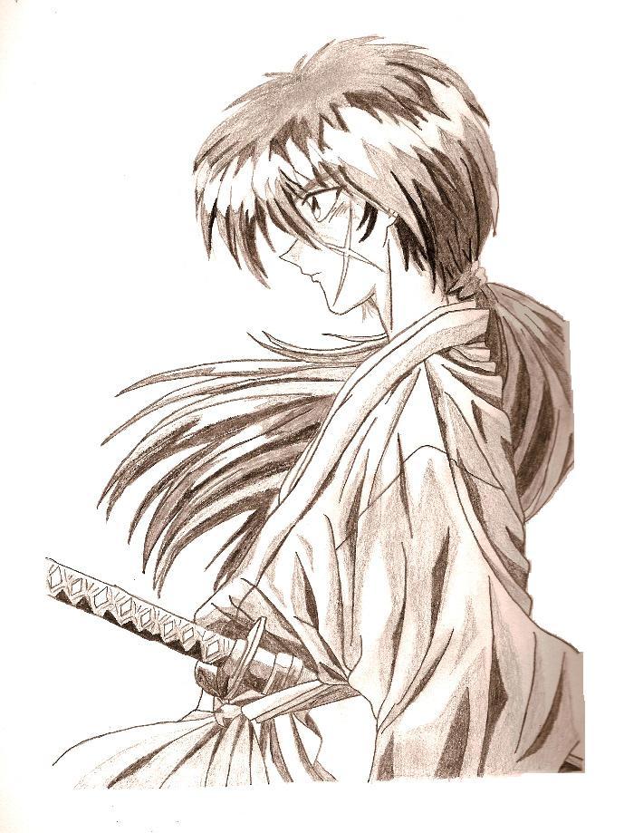 Kenshin!! XD by sharingan_sisters125