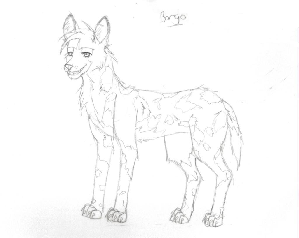 Bongo by sharp-fang