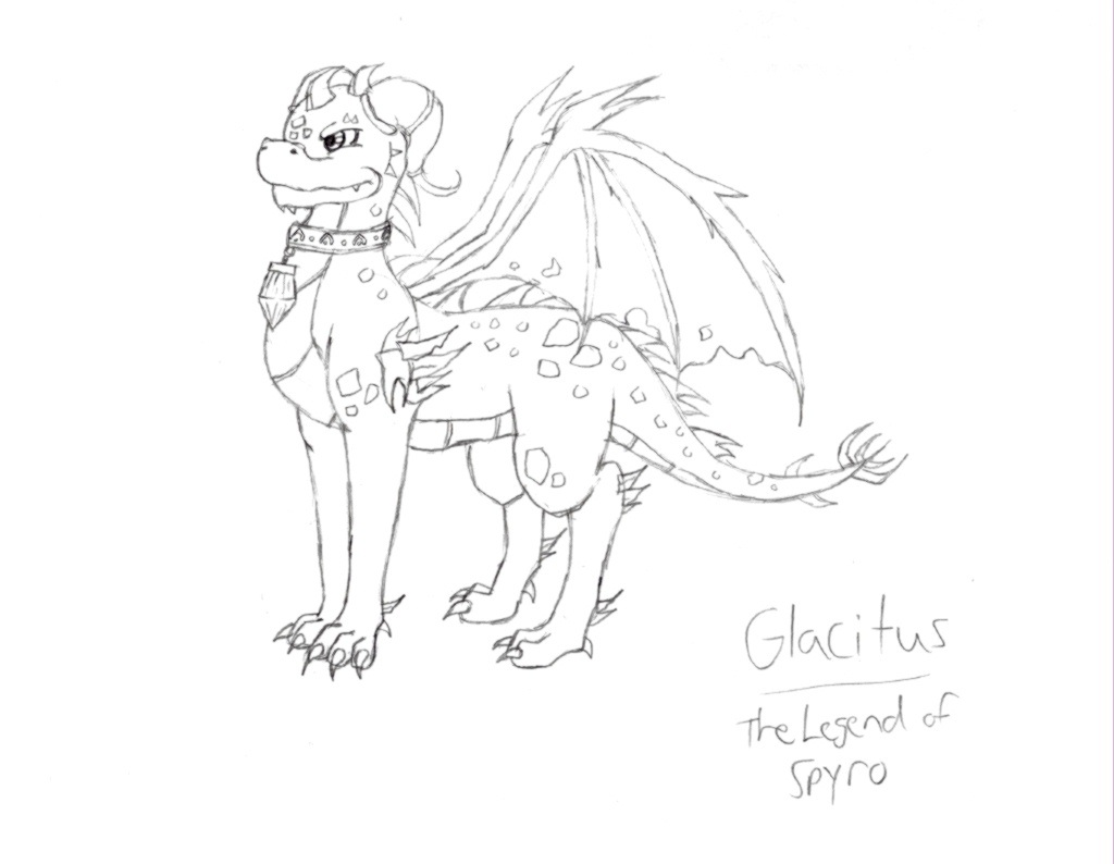 Glacitus by sharp-fang