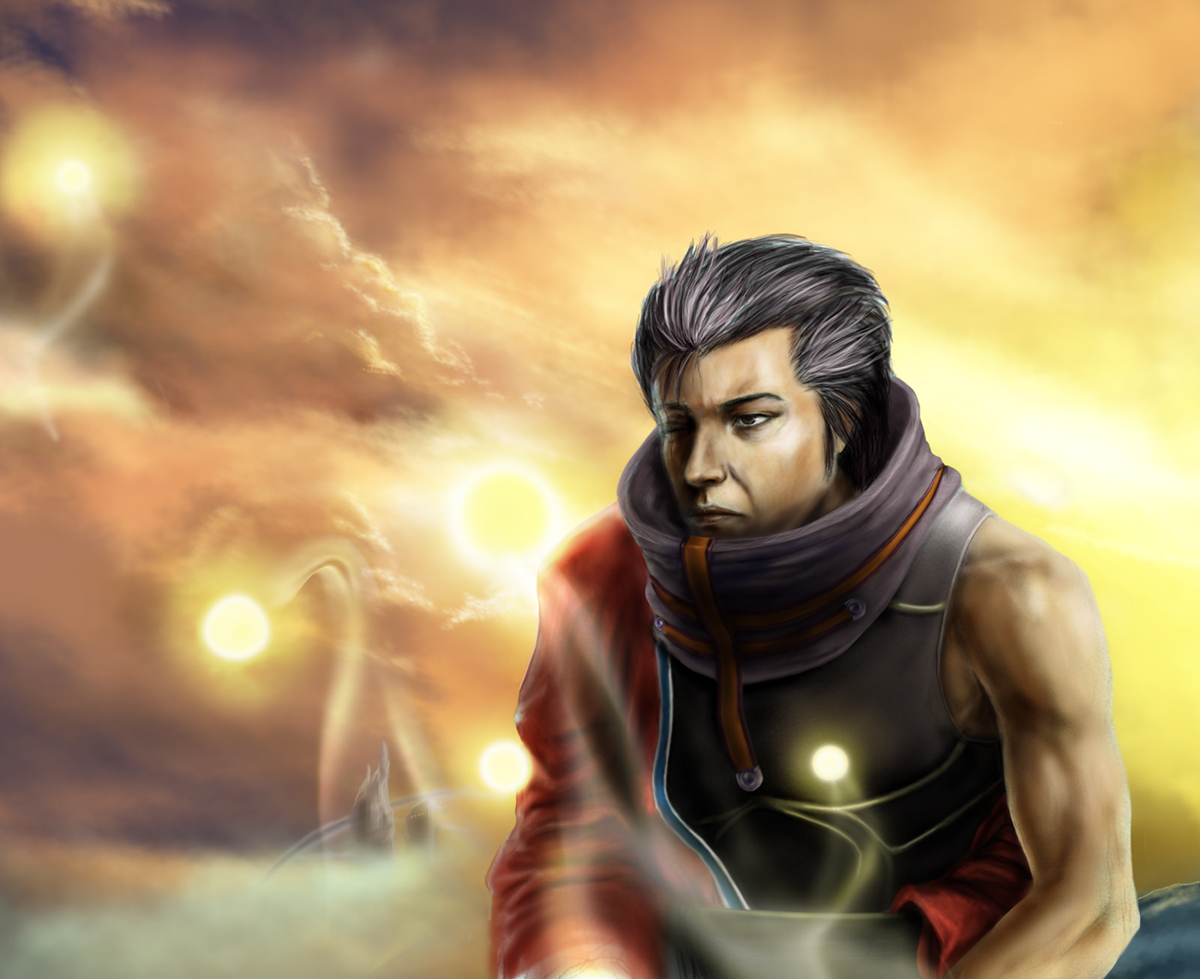 Auron by sheyla