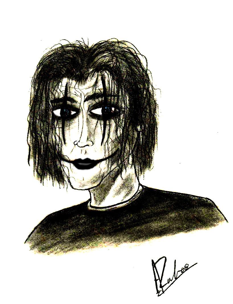 The Crow by shinka