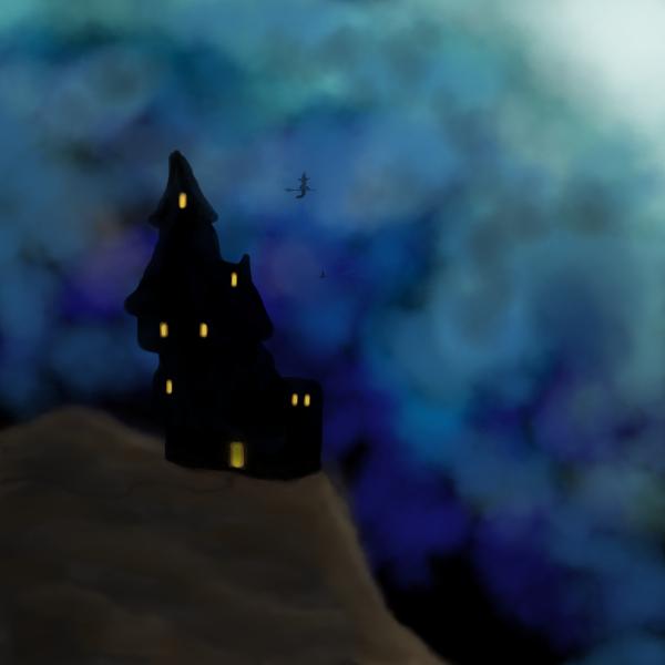 Witch castle by shinka