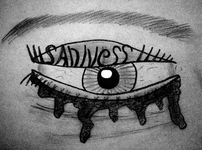 sadness by shinka