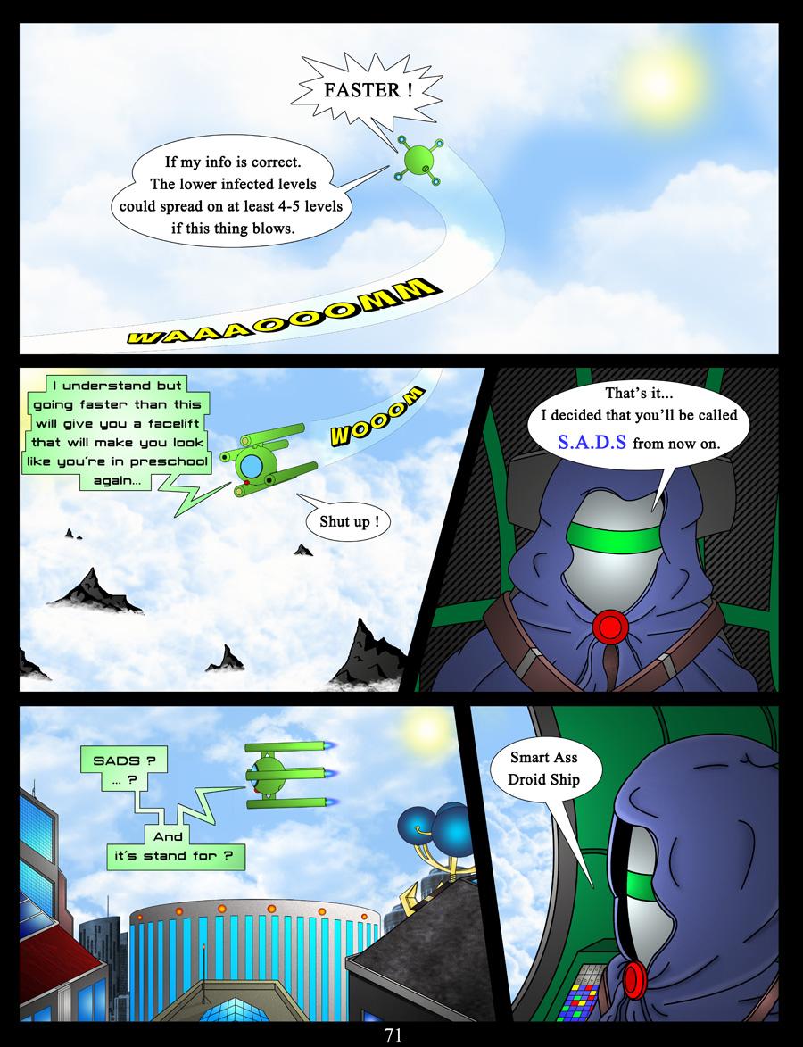akacya the bounty hunter page 71 by shinka