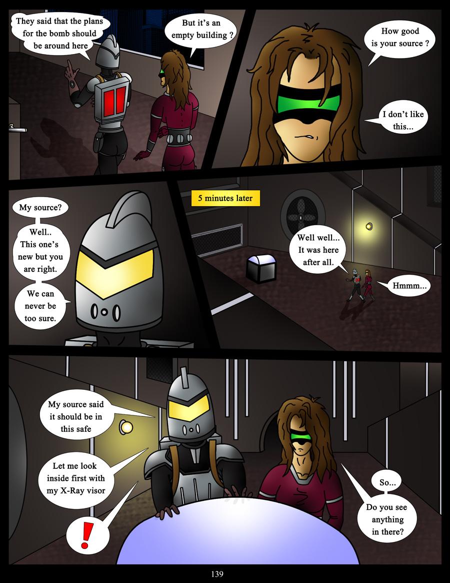 akacya the bounty hunter page 139 by shinka