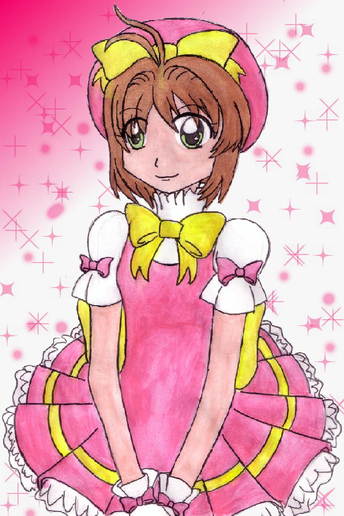 Sakura*gift for sliv-chan* by shinypikachu2608