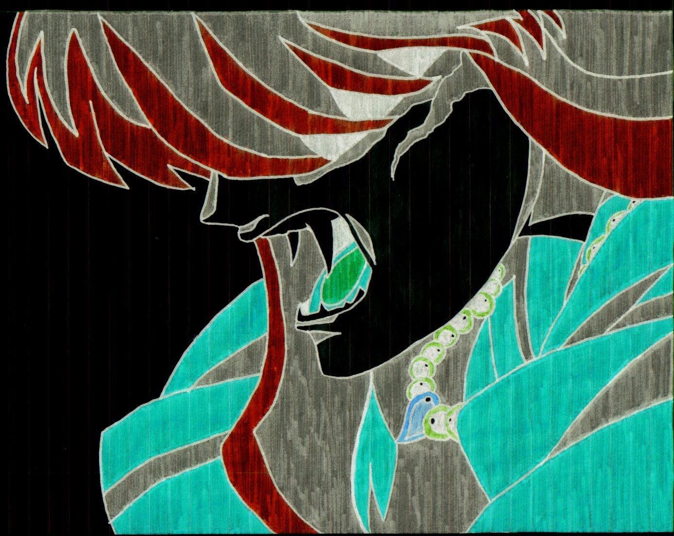 Dark rage by shipp_shippo