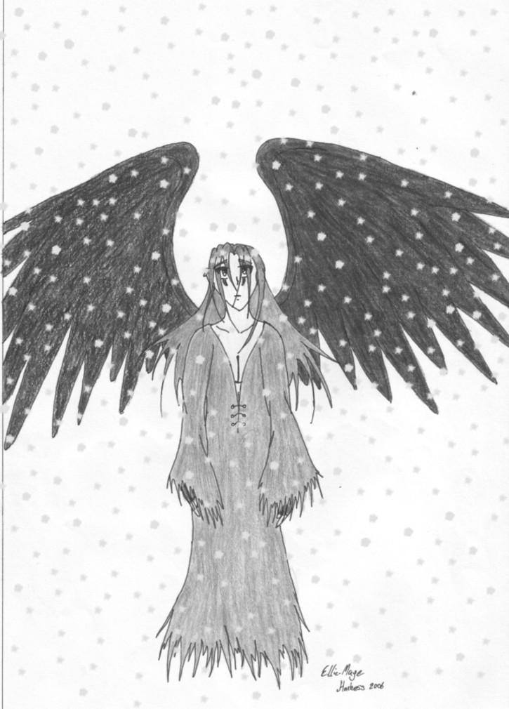 Fallen Angel by shipp_shippo