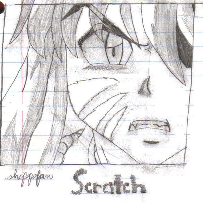 Sesshomaru's Scar by shippo-fan