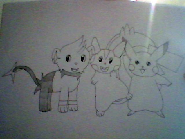 pokemon by sho-white