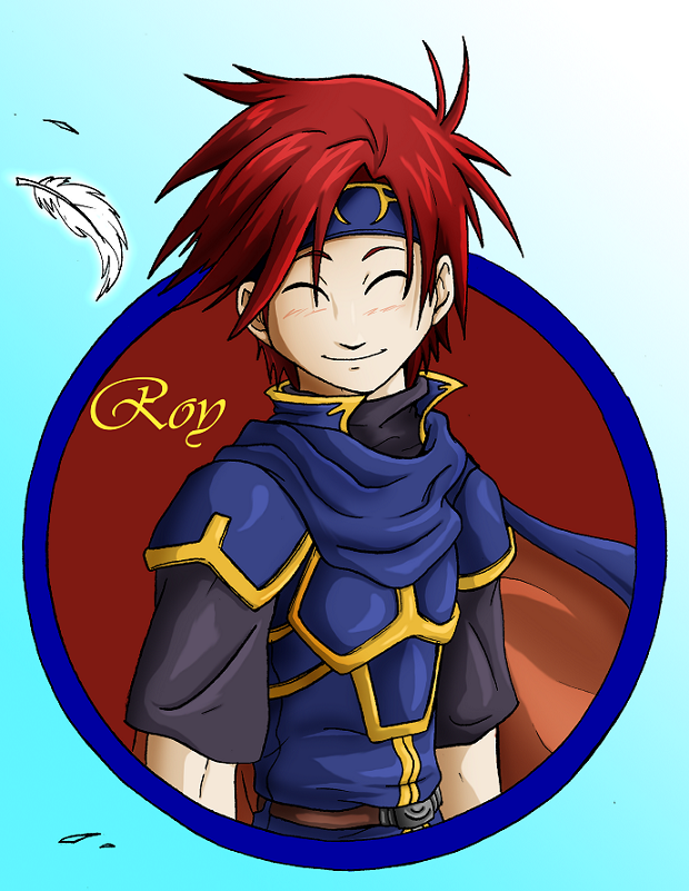Roy by shortyantics27