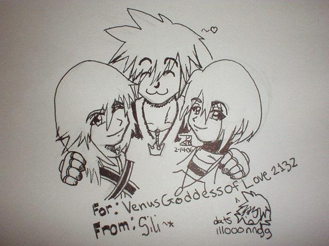 For VenusGoddessofLove2132!!! by sili