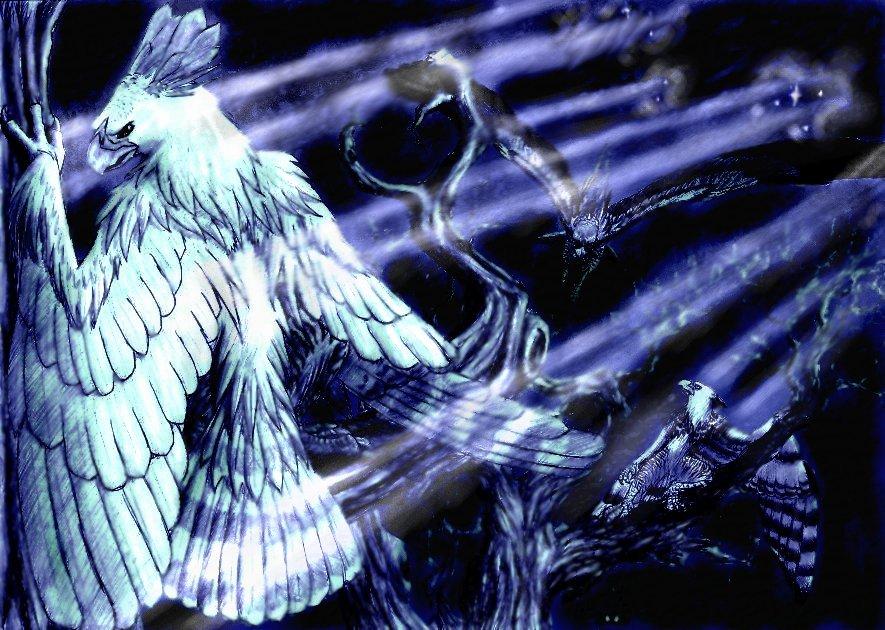 """Nightshadows"""" version 2 by silver_dragicorn"""