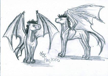 kudarung by silver_dragicorn