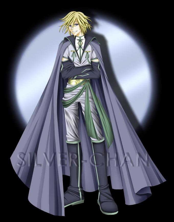 Tsubasa - Fai D. Flowright by silverstar