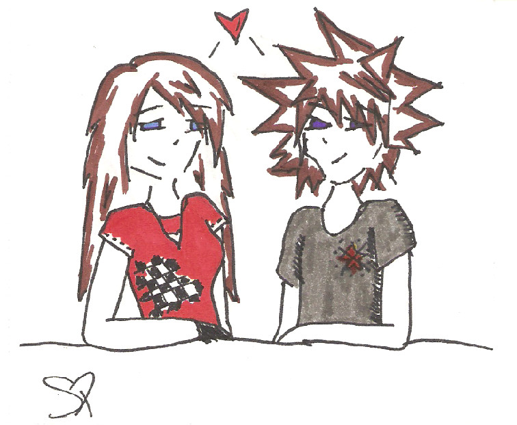 Sora and Me by simplysam