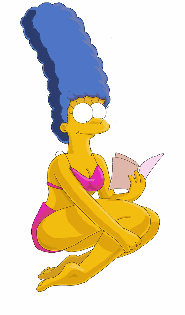 Digital Marge by simpspin