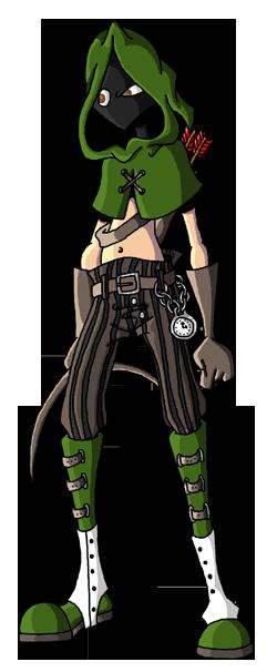 Robin Hood, Victorian vigilante by sirflammingofcorn