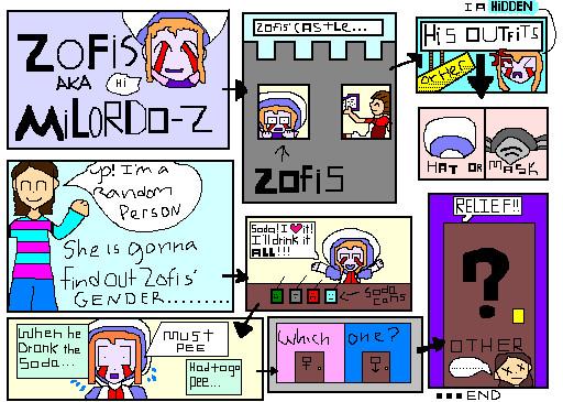 Zofis's Gender by sixpinkcat