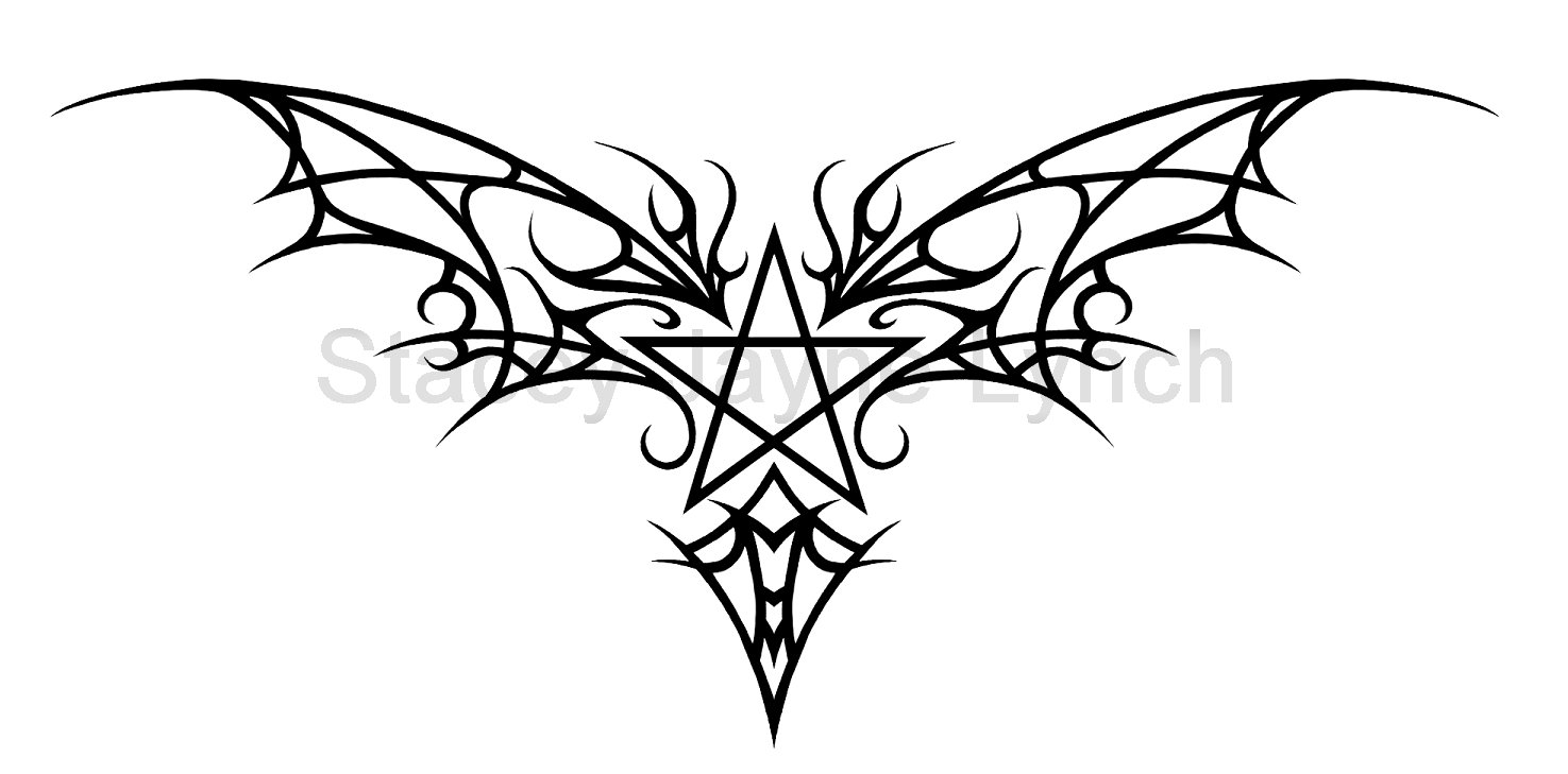 Gothic Designs tattoo designs uk women: gothic tattoo flash