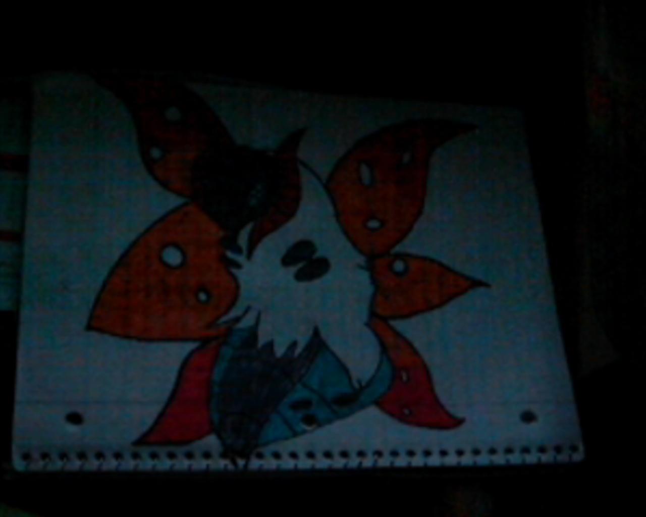 Volcarona by skittyweavile38