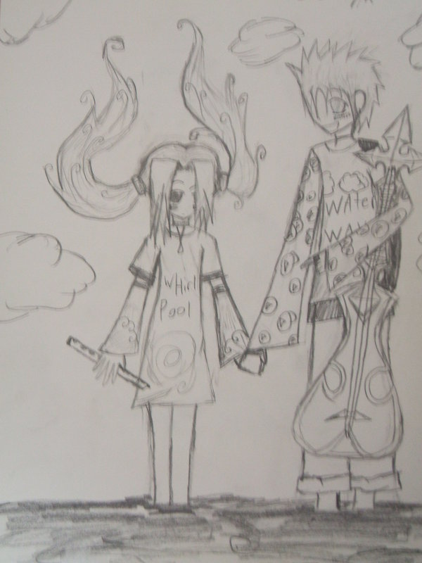 demyx and linx by skysora13