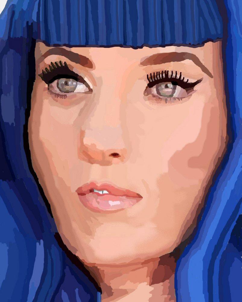 Katy Perry by slipknotprincess