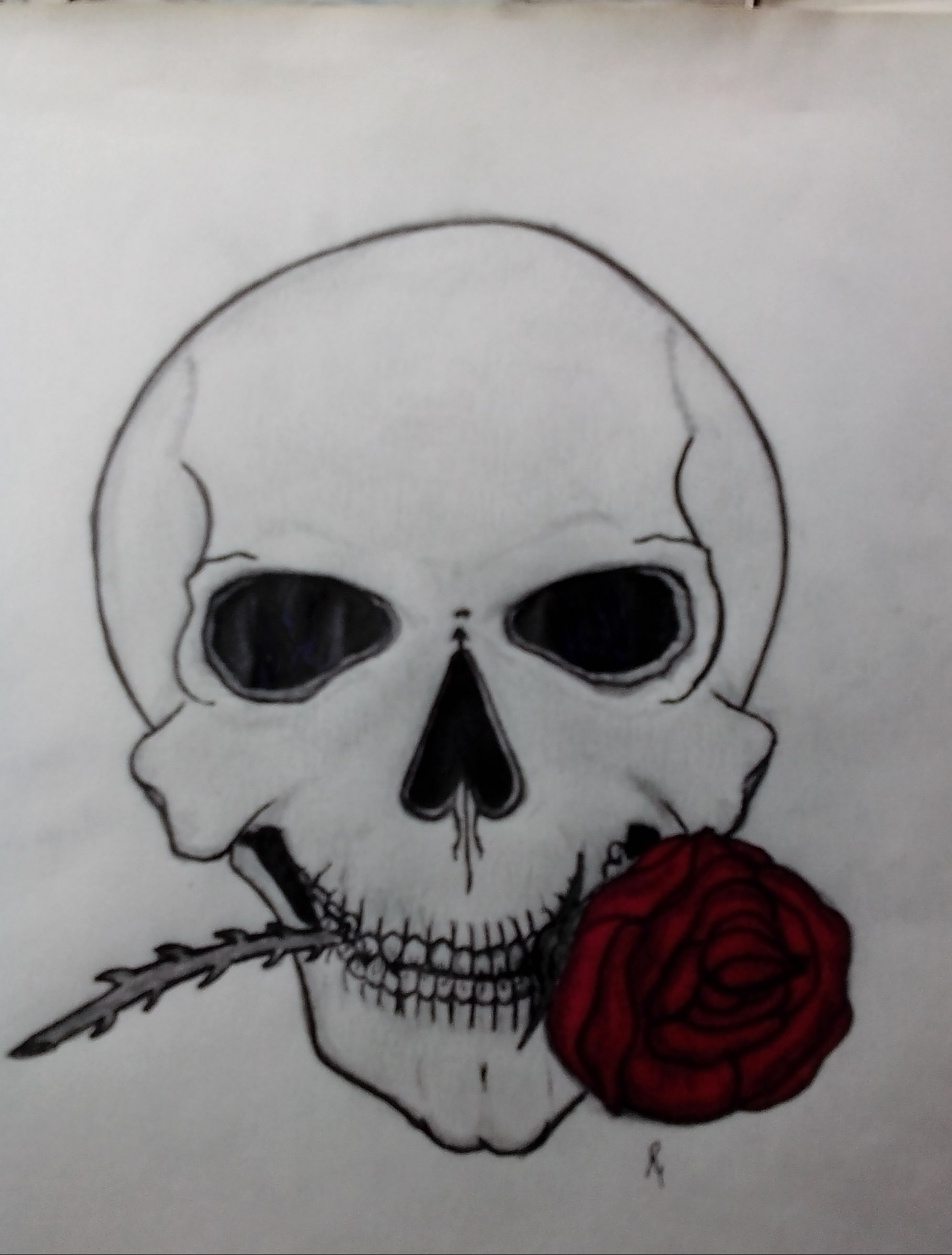 another tattoo design by smokeybandit1