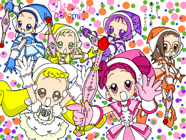 Magical/Ojamajo Doremi by smurifit